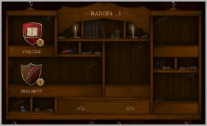 Badges cabinet