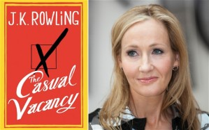 J.K. Rowling's 'The Casual Vacancy' hits stores September 27