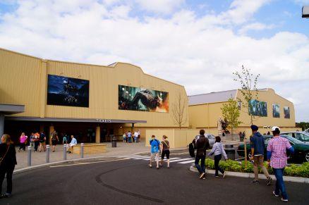 Leavesden Studios, U.K.