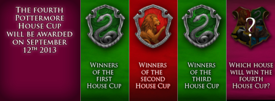 Image courtesy and copyright of Pottermore.
