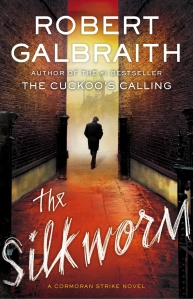 The cover for the novel