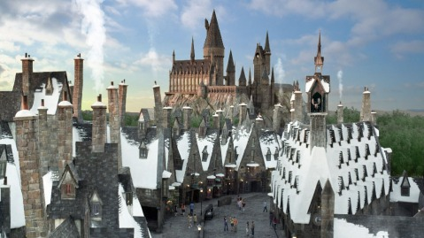 Above: WWoHP - Orlando rendering, via Orlando Attractions