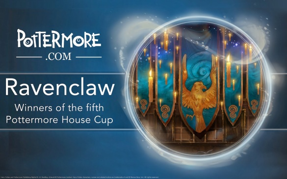 Copyright of Pottermore