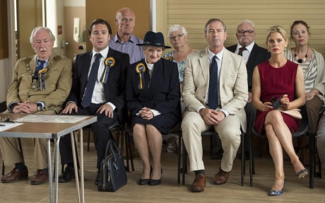 Still from Episode 3 of 'The Casual Vacancy'