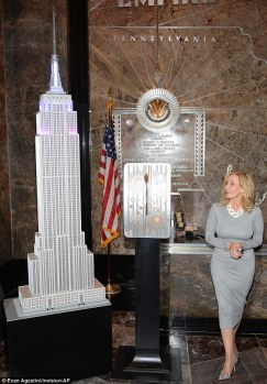 In April 2015, J.K. Rowling launched Lumos in the U.S. in the lobby of the Empire State Building.